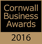 2016 Cornwall Business Award for Customer Focus